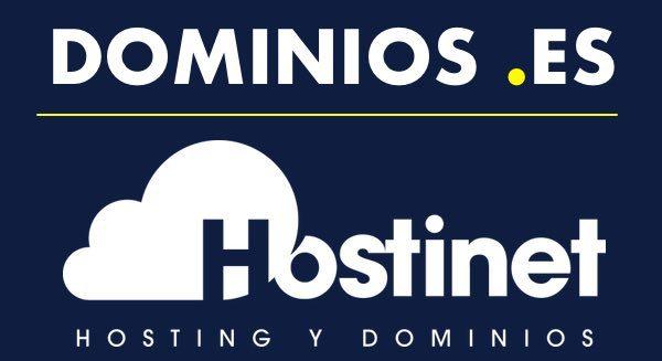 Hostinet y los dominios .es