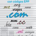 Transferencia Dominios Códigos EPP