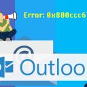 Outlook | Error Correo Electrónico 0x800ccc67