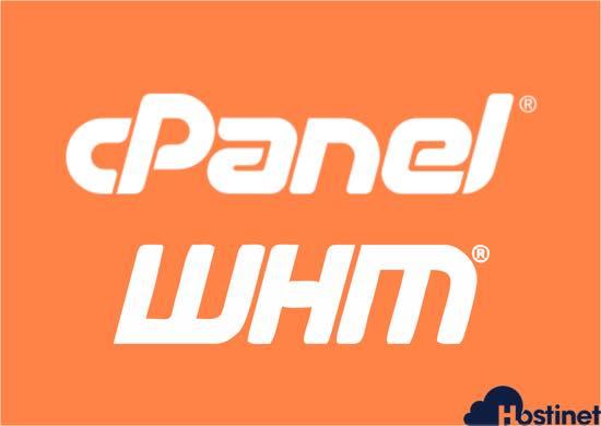 Paneles de contrl WHM y cPanel