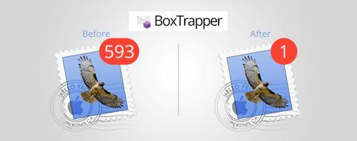 BoxTrapper efectivo