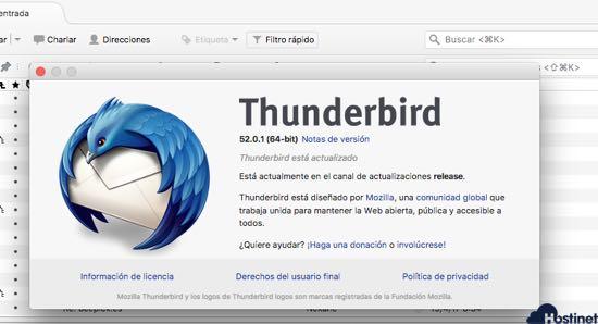 Thunderbird - Cliente de Correo Completo y Gratuito