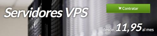 Servidores VPS en Hostinet
