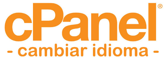 cPanel cambiar idioma