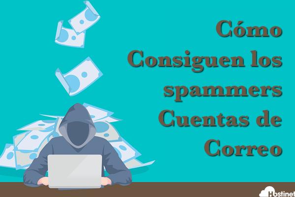 Cómo Consiguen los spammers Cuenta de Correo Electrónico