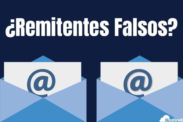 ¿Porqué los Spammers Cambian el Remitente de un Email Enviado?