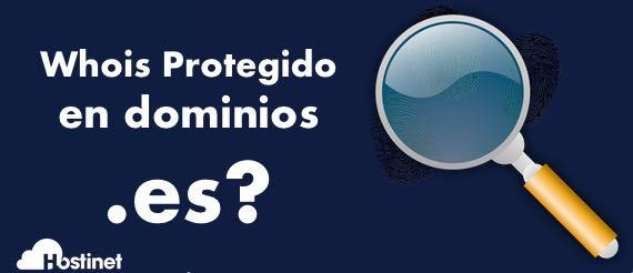 Los Dominios .es no Tienen Protección de Whois
