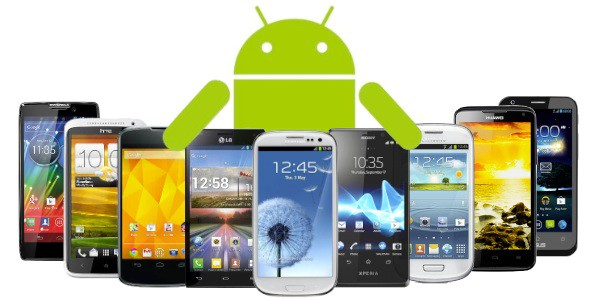 smartphone android hostinet