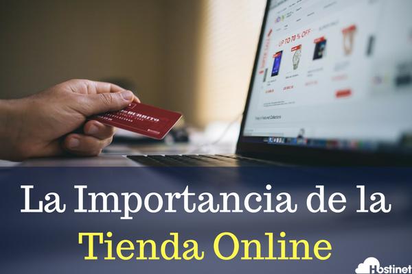 La importancia de la tienda On line para tu negocio