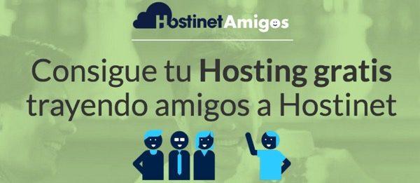 Hostinet Amigos - Hosting Gratis