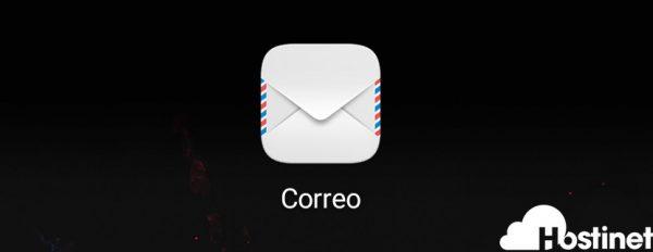 abrir app de correo en Android