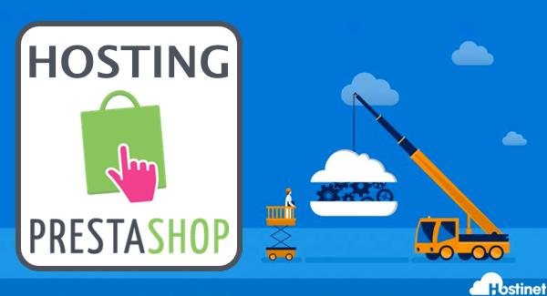 Hosting PrestaShop SSD para una Tienda Online