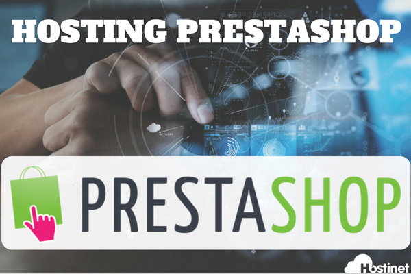 hosting prestashop ssd softaculous en Hostinet