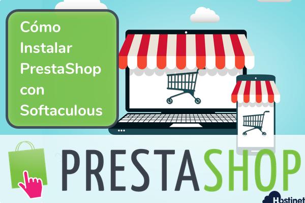 PrestaShop con Softaculous Instalación
