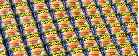 cuidado con el spam email
