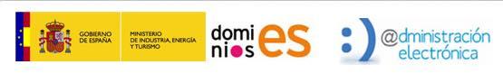 nic.es dominio .es