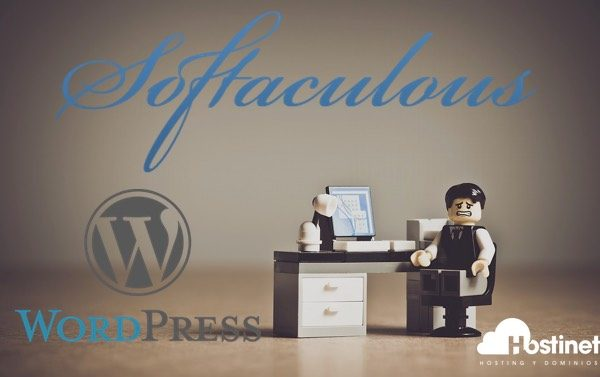 Acceso al Administrador de WordPress con Softaculous