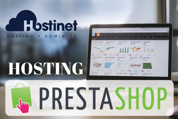 Hosting PrestaShop Ideal para las Tiendas Online
