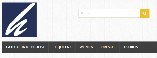 modificar menu Prestashop 8