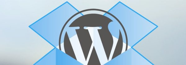 Usa Dropbox en tu WordPress