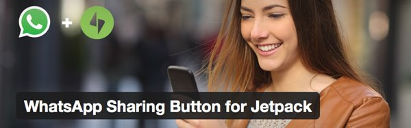 Plugin WhatsApp Sharing Button for Jetpack