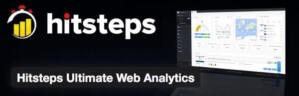 Hitsteps Analytics para WordPress