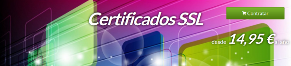 certificado ssl hostinet