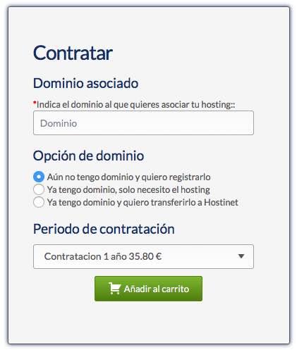 contratar hosting barato y de calidad