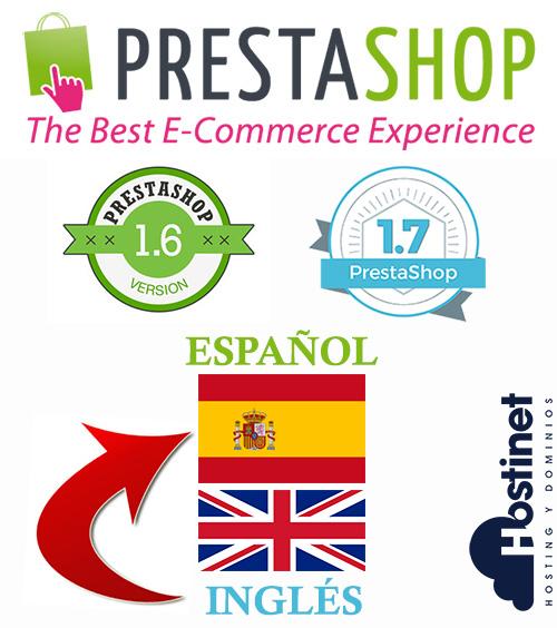 PrestaShop 1.6 & PrestaShop 1.7 en Español