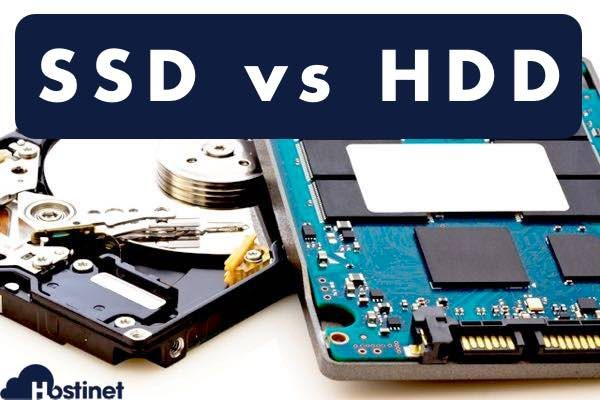 Hosting ssd vs hdd