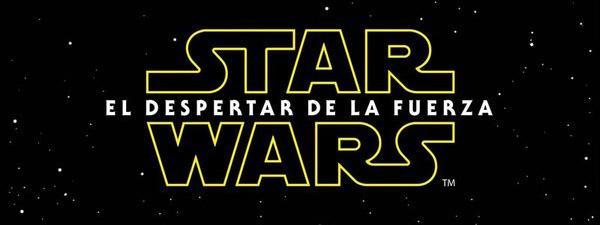 Star Wars: El despertar de la fuerza (Logotipo)