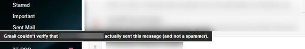 gmail spf solucion