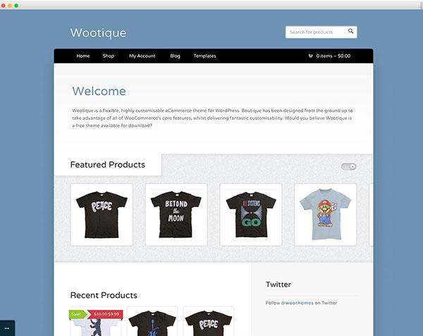 wootique theme