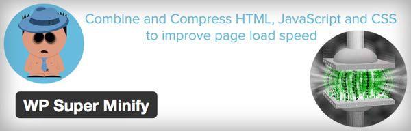 wp super minify para WordPress