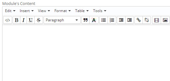 ContentBox HTML