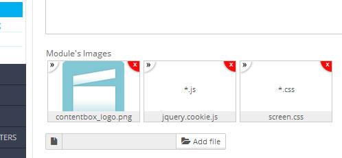 ContentBox Imagenes JS CSS