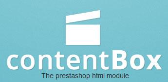 ContentBox Logo (PrestaShop)