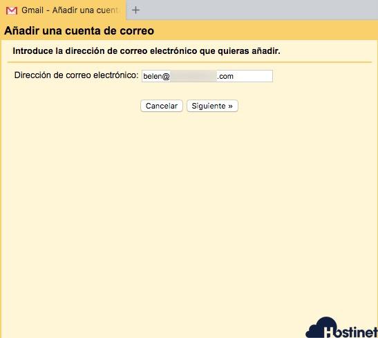 email anadir gmail cuenta pop externa