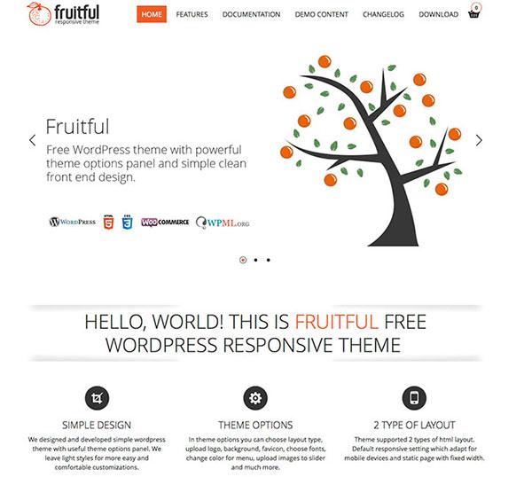 fruitful theme