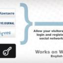 social login en Woocommerce