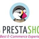 PrestaShop logo hs