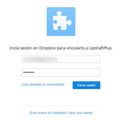 complemento dropbox