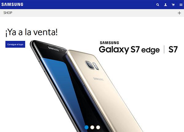 Samsung Magento