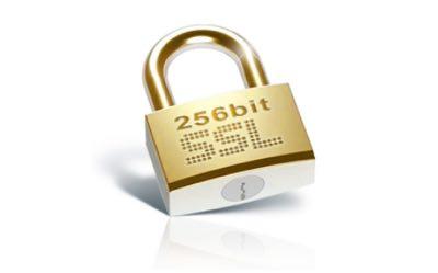 seguridad cifrada 256 bit