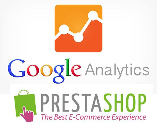 Google Analytics Prestashop