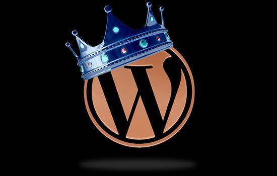 wordpress sigue siendo el rey