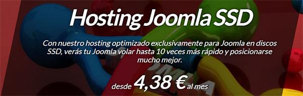 Hostinet SSD Joomla