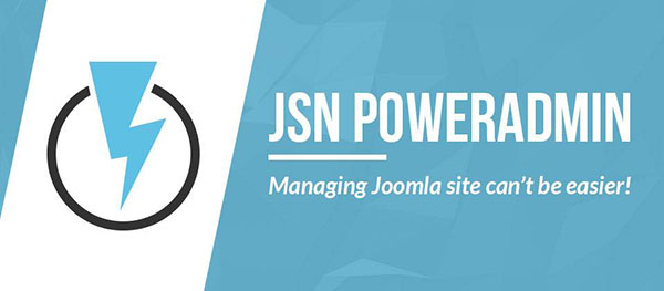 Joomla JSN Power Admin
