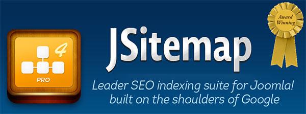 Joomla JSitemap