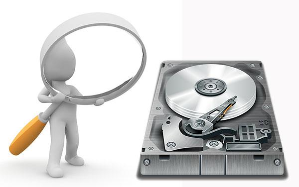 analizar disco duro